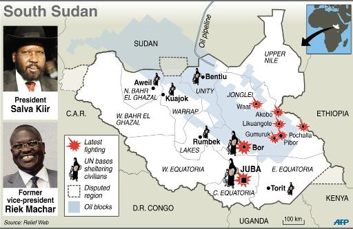 IGAD Summit to focus on South Sudan Conflict  The DailyMail