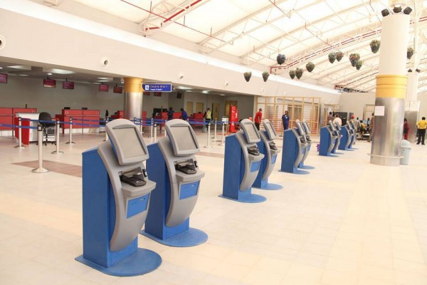 The new terminal will make the handling of passengers and luggage more efficient. (PIX: (Courtesy).