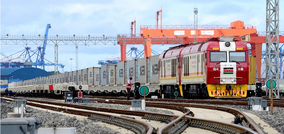 Cargo Ferried On Sgr Records Huge Growth The Dailymail